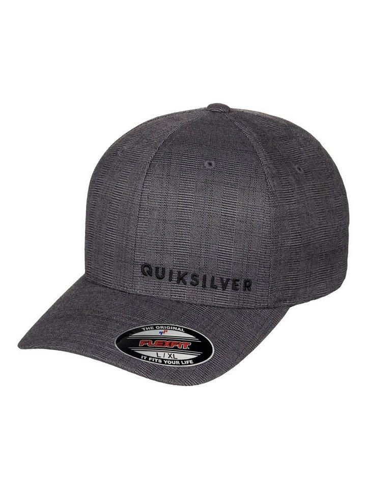 Quiksilver Flexfit Cap »Sideliner« in Anthracite