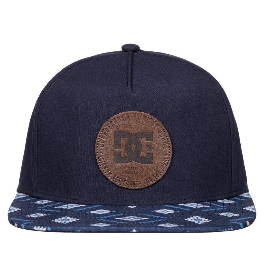 DC Shoes Snapback Cap »Swerver« in Black iris