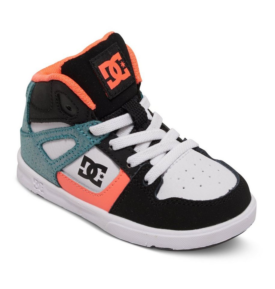 DC Shoes Hi-top »Rebound SE UL« in Black/multi/white