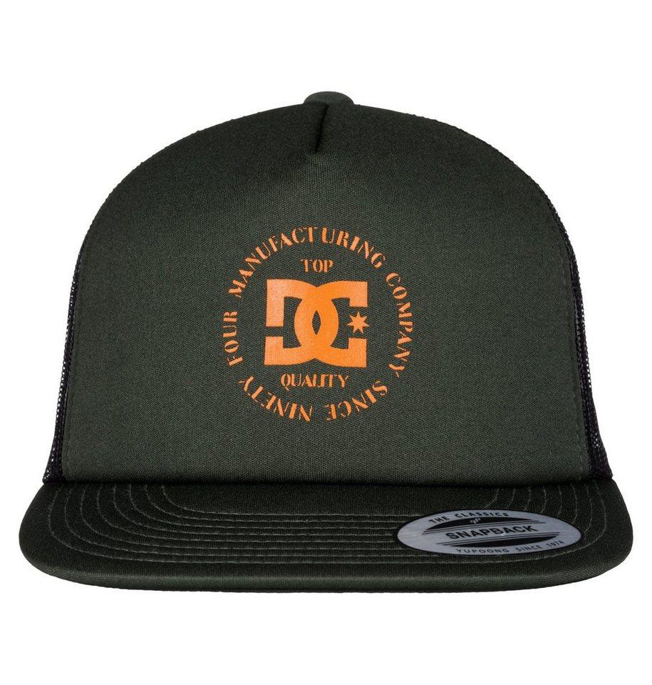 DC Shoes Trucker Cap »Randerson« in Forest night