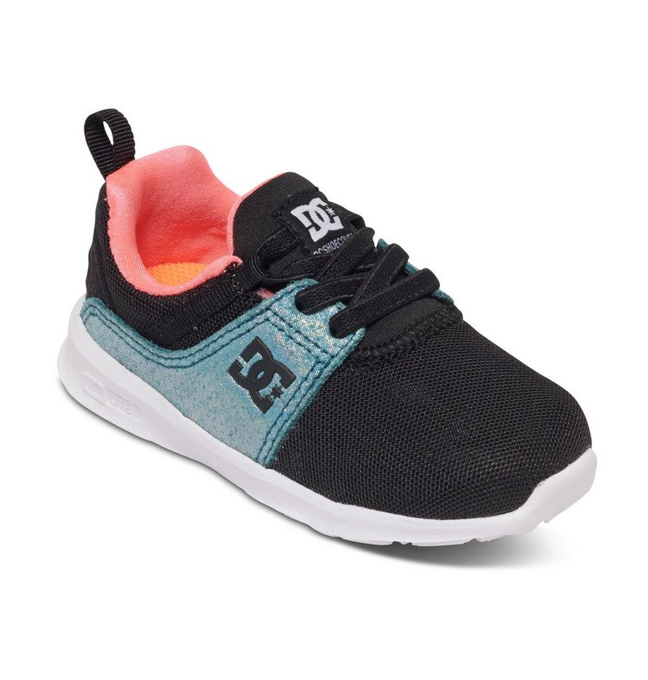 DC Shoes Low top »Heathrow« in Black/multi/white