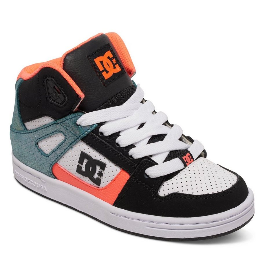 DC Shoes Hi-top »Rebound SE« in Black/multi/white
