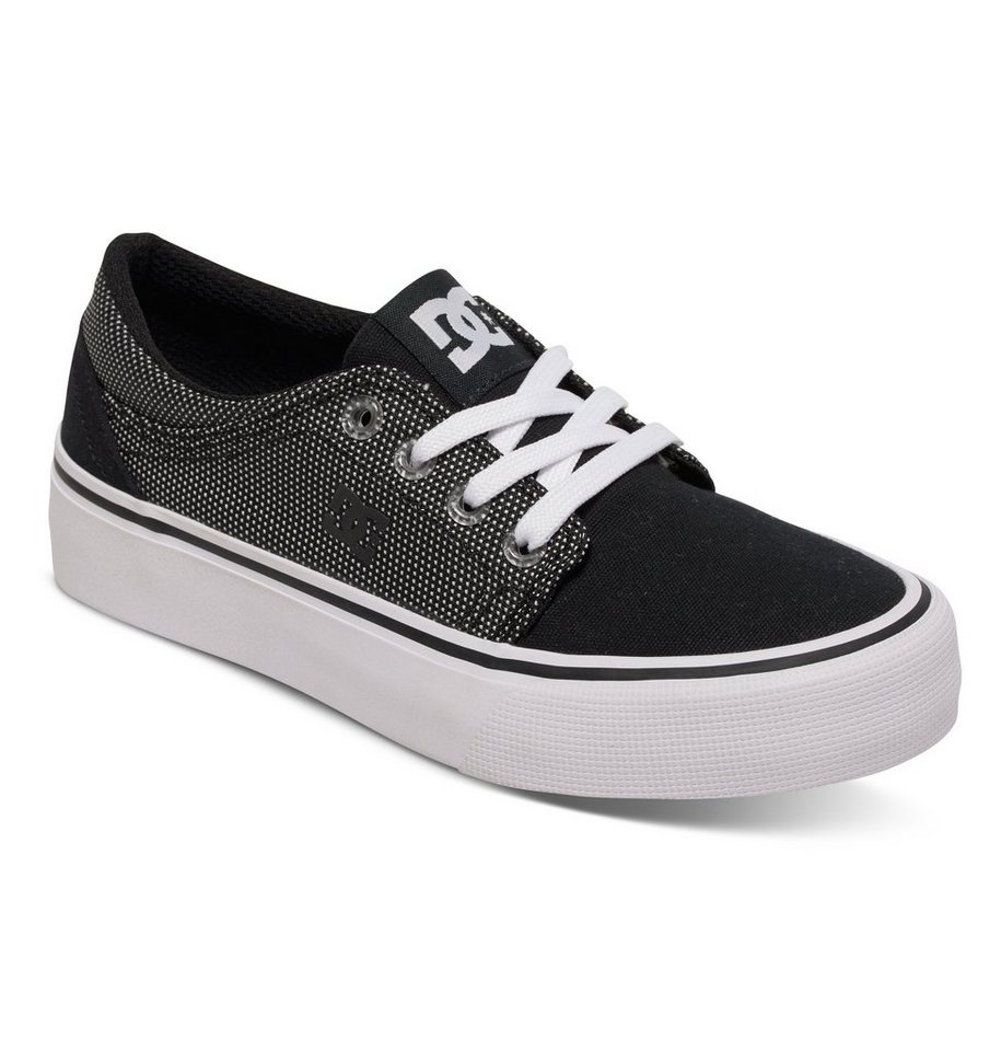 DC Shoes Low top »Trase TX SE« in Black/glow