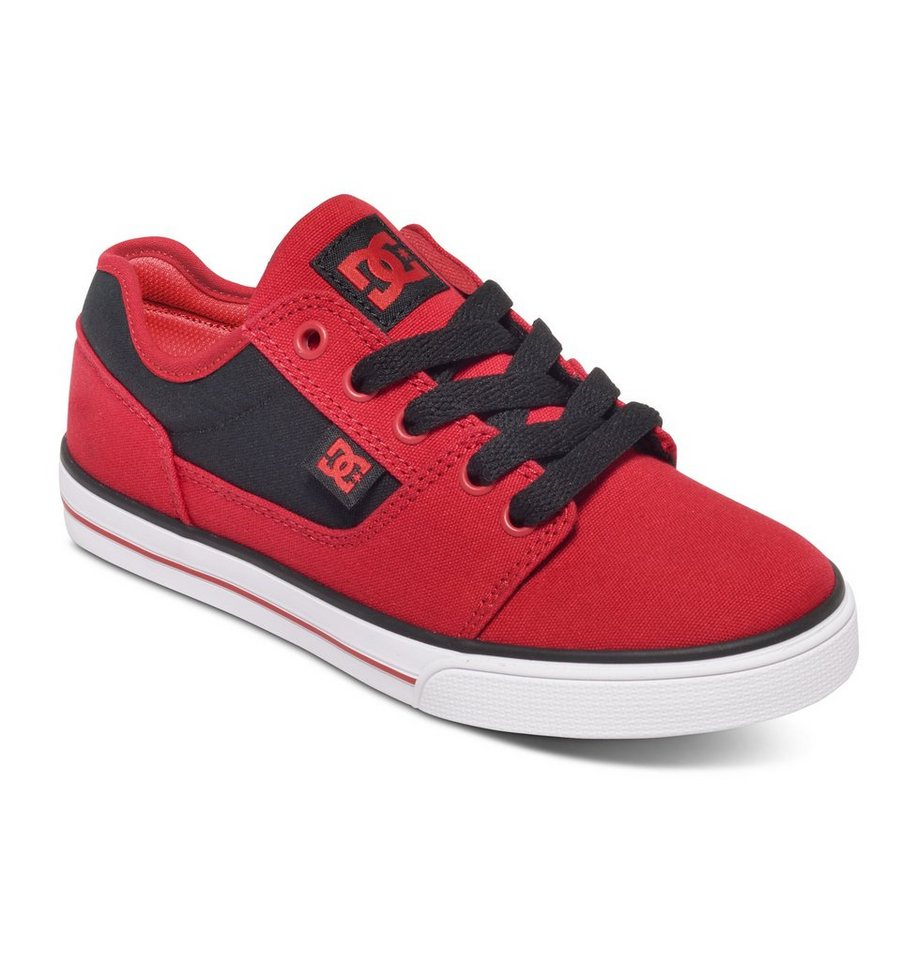 DC Shoes Low top »Tonik TX« in Red/black/white