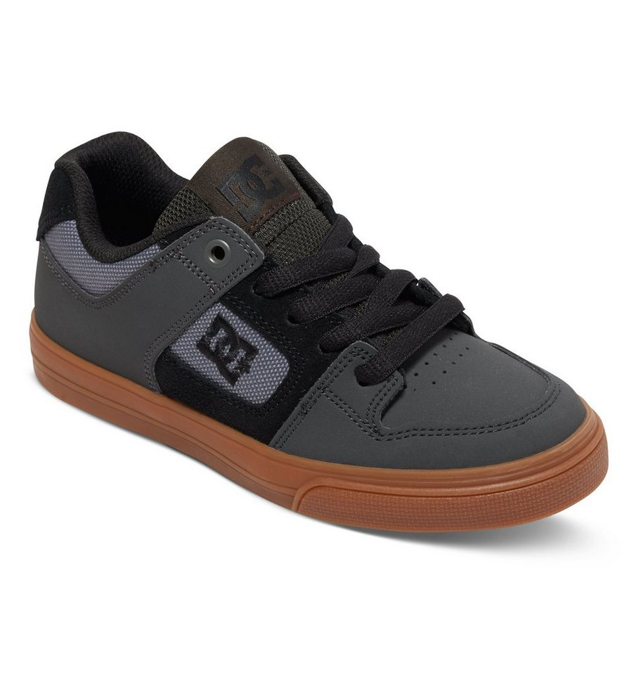 DC Shoes Low top »Pure« in Grey/black