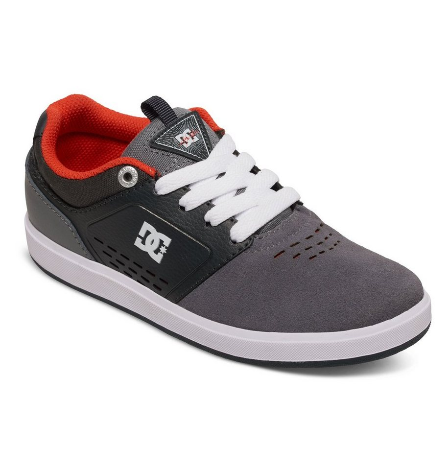 DC Shoes Low Top Schuhe »Cole Signature« in Grey/grey/orange