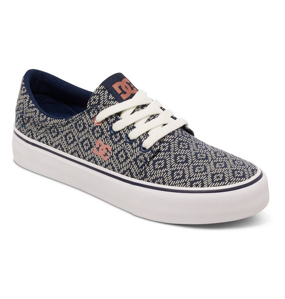 DC Shoes Low top »Trase SP« in Navy
