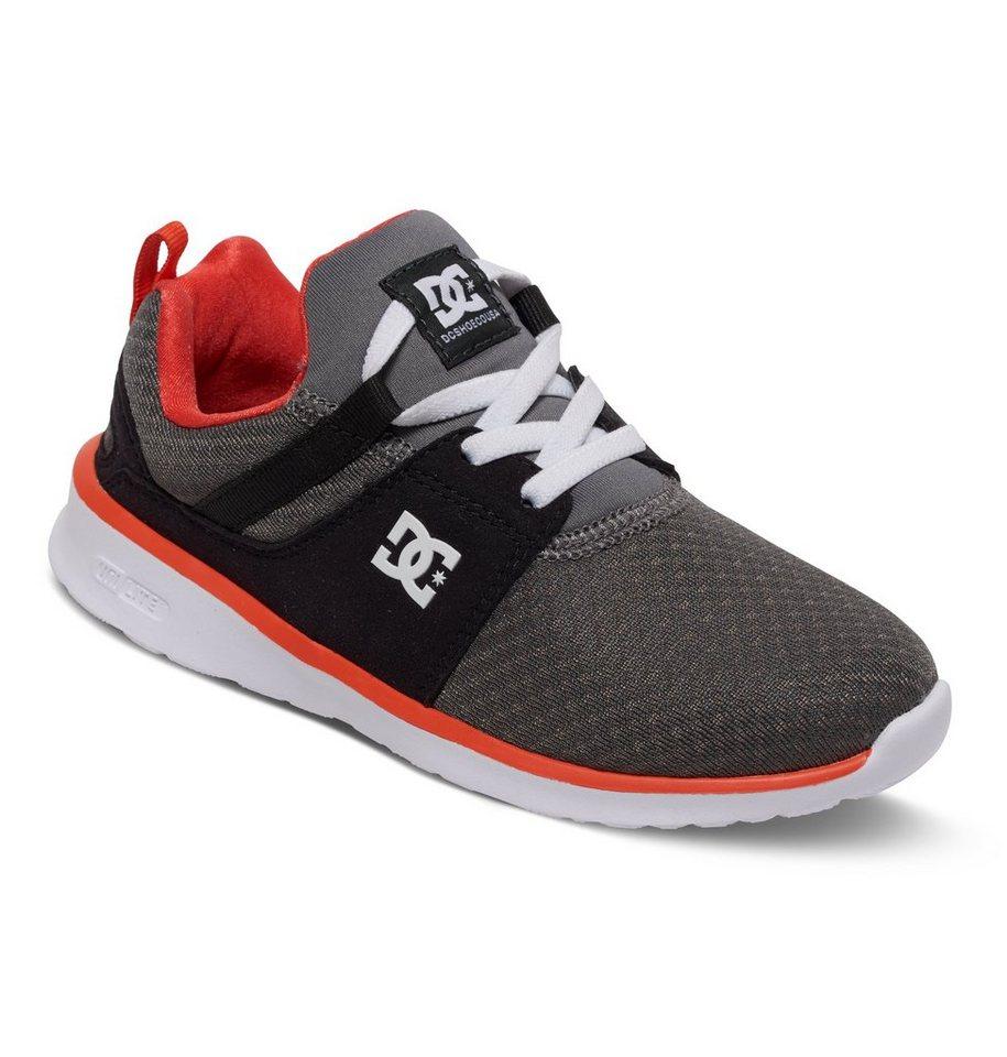 DC Shoes Schuhe »Heathrow« in Grey/orange/grey
