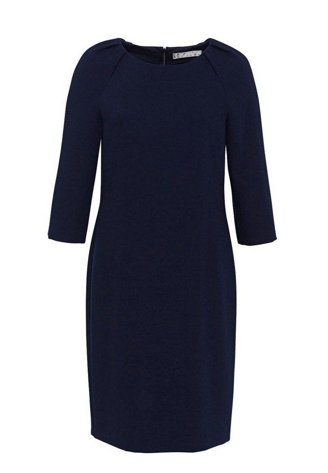 HALLHUBER Kleid mit Raglanärmeln in tintenblau