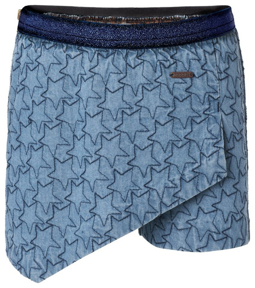 NOPPIES Shorts »Beeville« in Mid Bleu