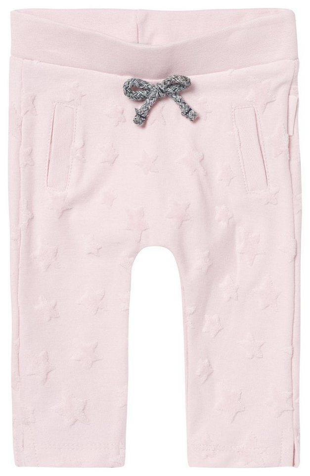 NOPPIES Hose »Burton« in Light Pink
