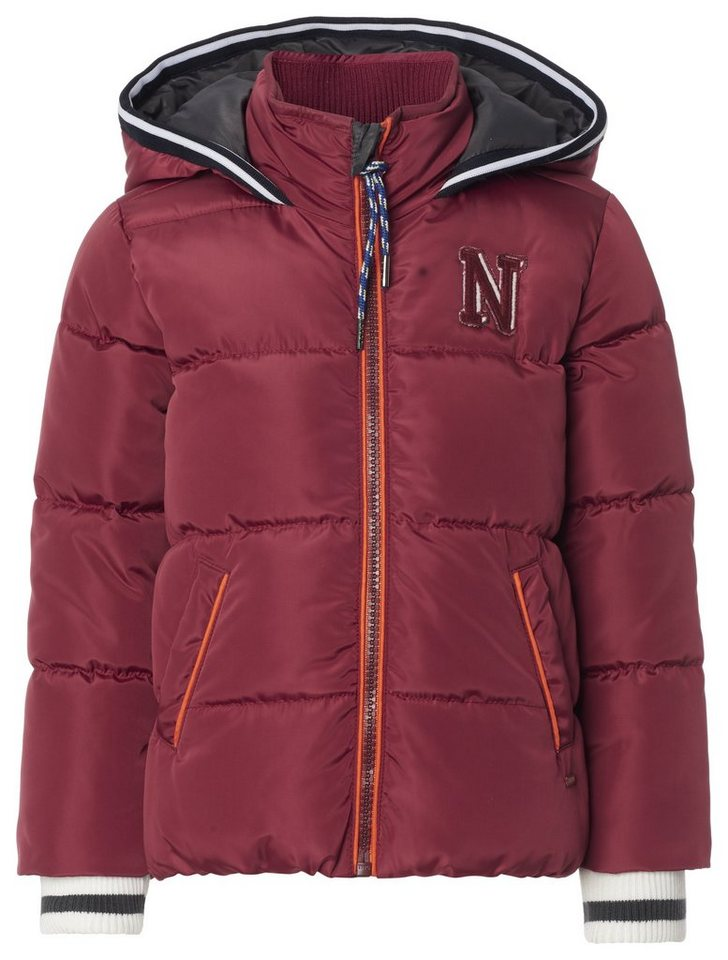 NOPPIES Winter jacke »Berwyn« in Bordeaux