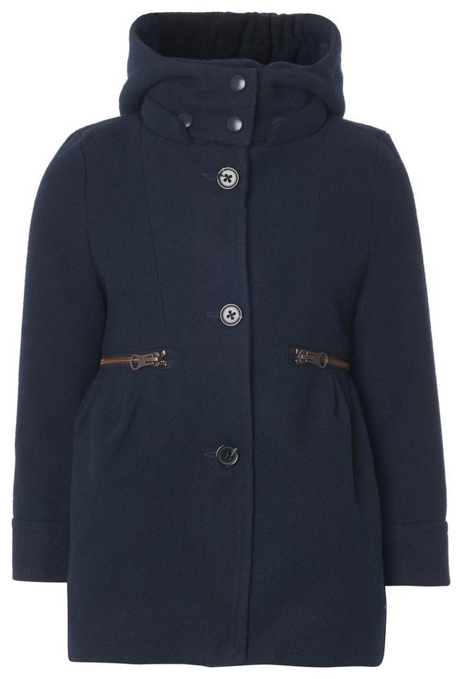 NOPPIES Winter jacke »Brenham« in Dark Blue