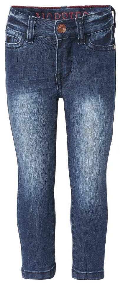 NOPPIES Jeans »Ames« in Mid Bleu