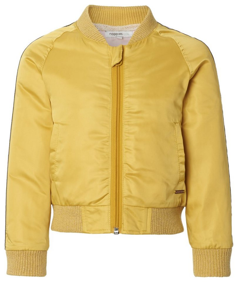 NOPPIES Sommer jacke »Altoona« in Medium Yellow