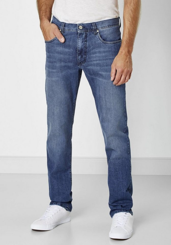 Redpoint 5-Pocket Jeans »Langley« in indigo