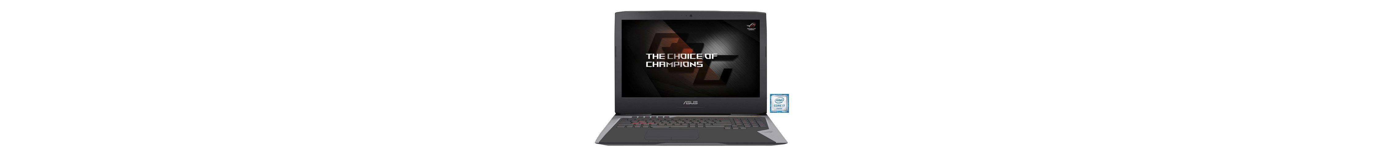 "ASUS G752VS-BA206T ROG Gaming Notebook »Intel Core i7, 43,9cm (17,3""), 256 GB + 1 TB, 8 GB«"