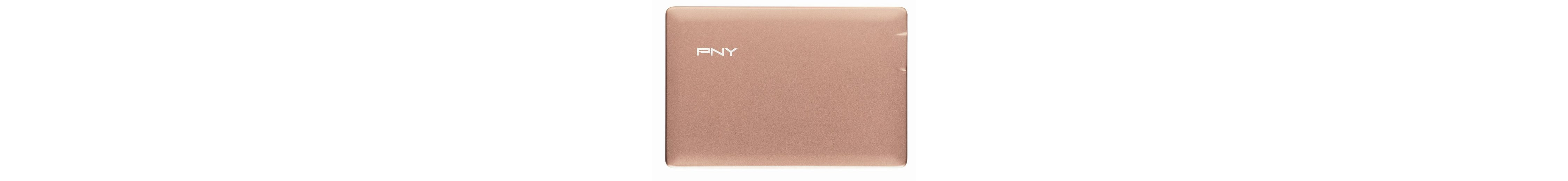 PNY mobiler Akku »Powerpack ALU 2500«
