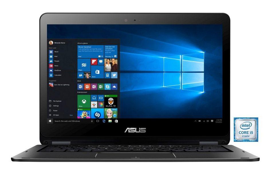 "ASUS TP301UA-DW050T Notebook »Intel Core i5, 33,7cm (13,3"") 128GB SSD, 8 GB« in schwarz"
