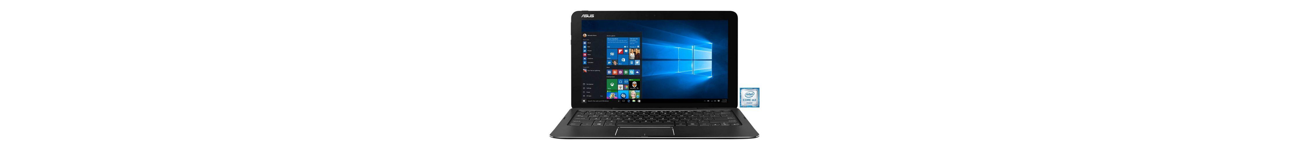 """ASUS T302CA-FL010T Notebook »Intel Core m3, 31,7cm (12,5""""), 128 GB SSD, 8 GB«"""