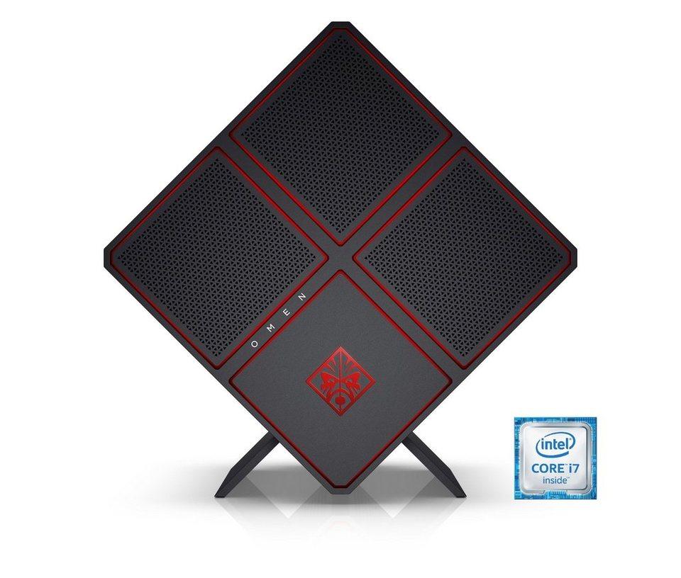 HP Omen X 900-054ng Gaming-PC »Intel Core i7, GTX 1070, 256GB SSD, 2TB HDD, 16 GB«