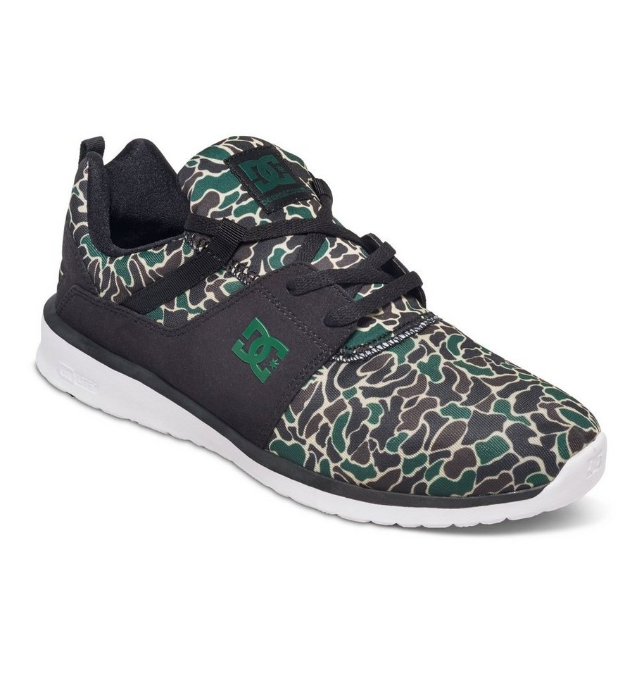 DC Shoes Low top »Heathrow SE« in Black camouflage