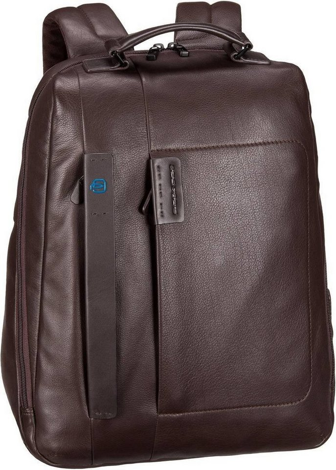 Piquadro Pulse Rucksack in Cioccolata