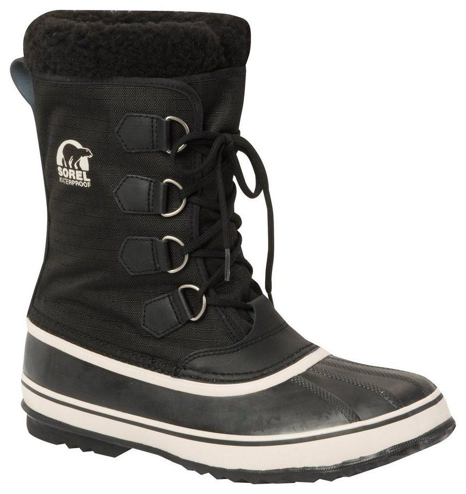 Sorel Stiefel »1964 Pac Nylon Boots Men« in schwarz