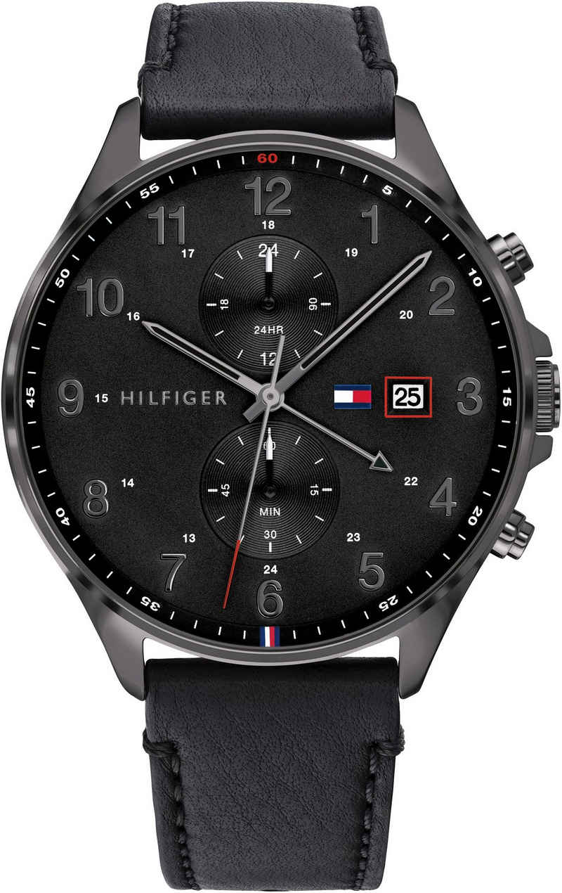 Tommy Hilfiger Multifunktionsuhr »Casual, 1791711«
