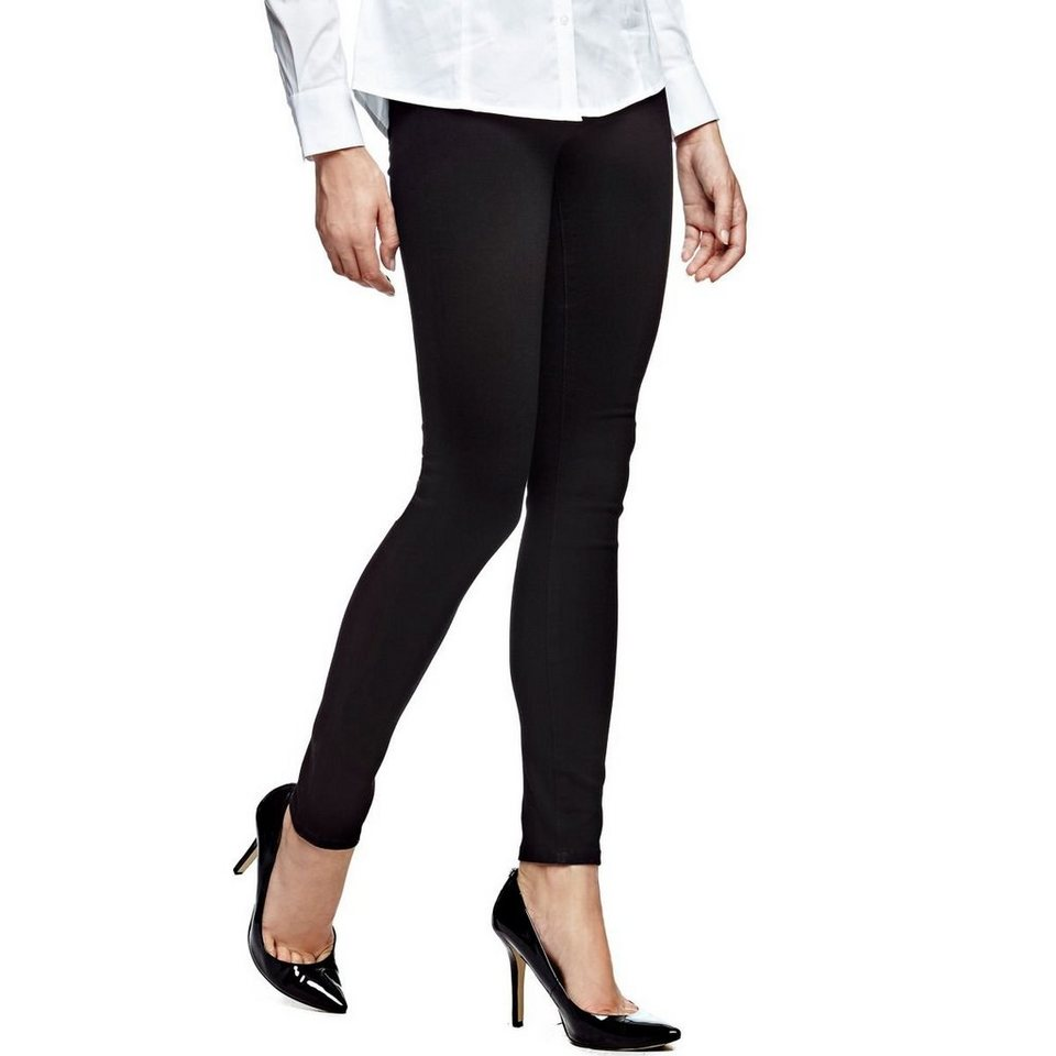 Guess JEANSLEGGINGS 4WAY STRETCH in Schwarz