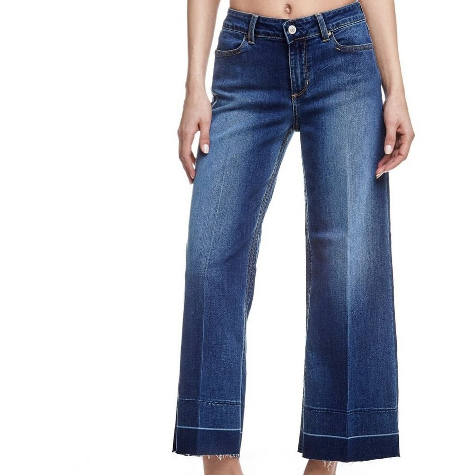 Guess COULOTTE-JEANS in Blau