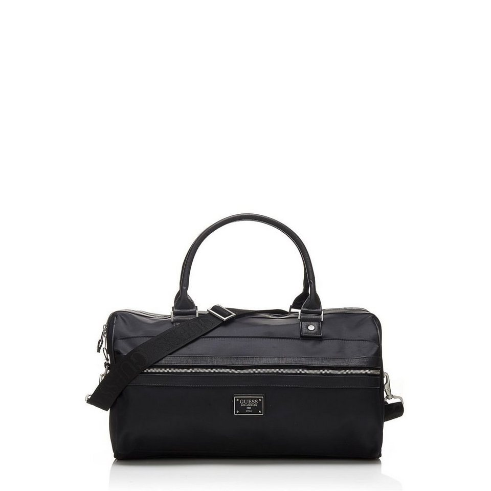 Guess WEEKENDER NEW HERITAGE in Schwarz