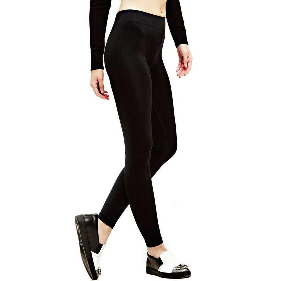 Guess STRETCH-JOGGINGHOSE in Schwarz