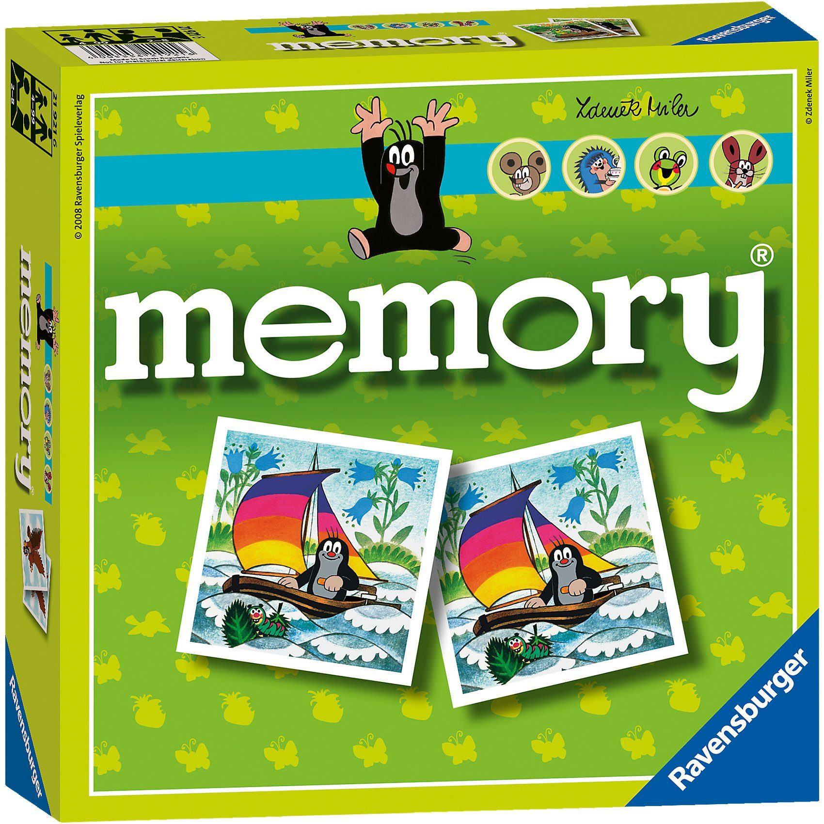 Ravensburger Der kleine Maulwurf memory®