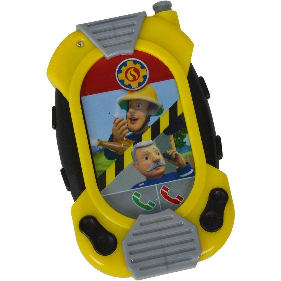 Simba Feuerwehrmann Sam - Feuerwehr Messenger