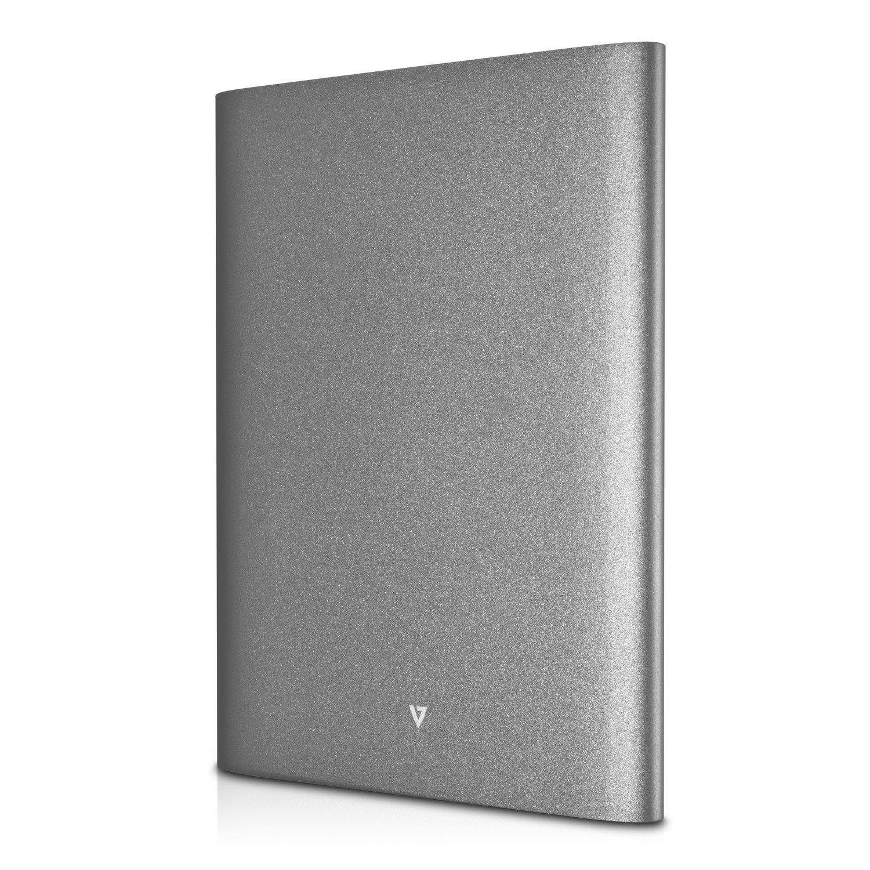 V7 Powerbank »17000MAH DUAL PORT ultraschlank«