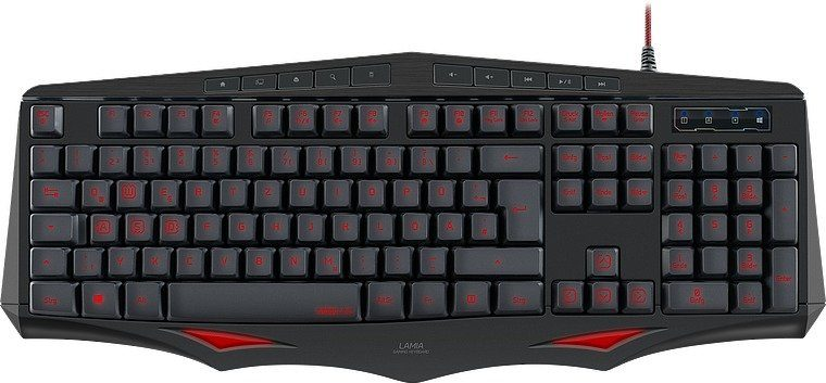 SPEEDLINK Gaming Tastatur »LAMIA Gaming Keyboard«