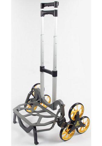 GENIUS Sudedamas rankinis krovinių vežimėlis ...