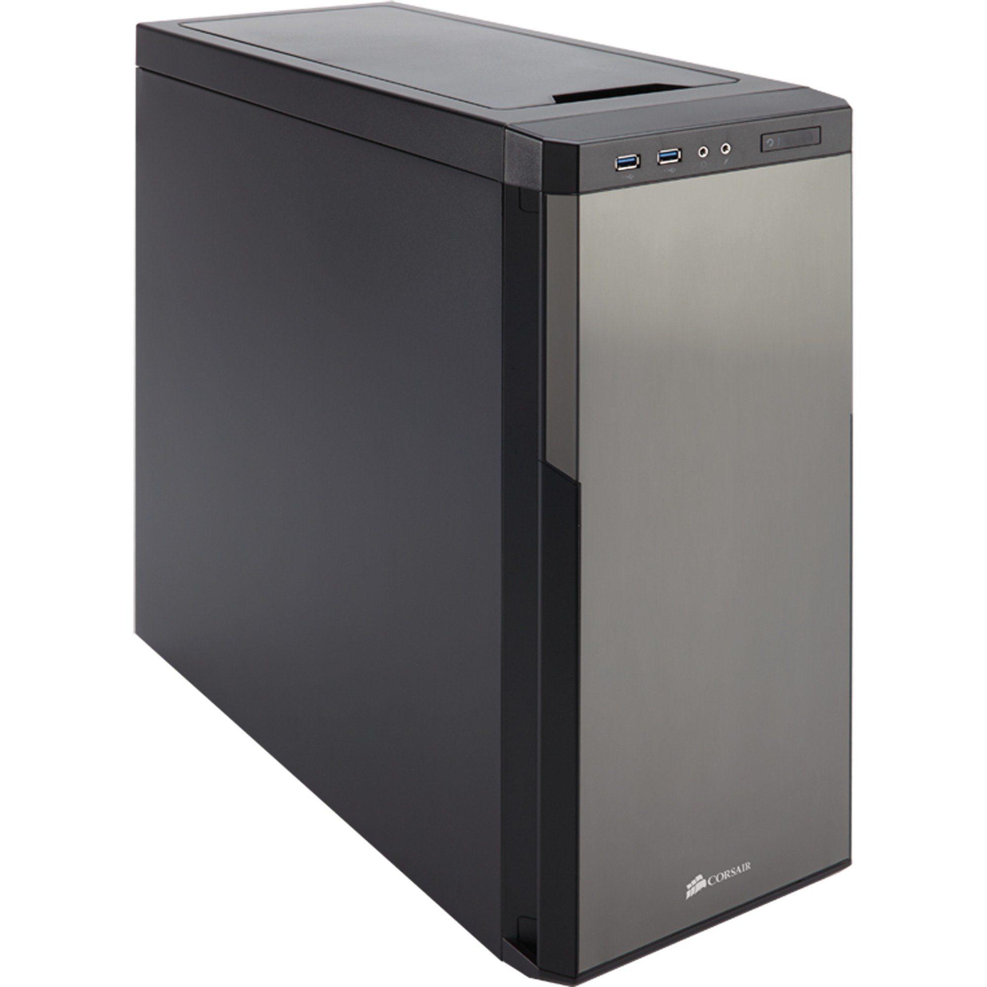 Corsair Tower-Gehäuse »Carbide Series 330R Titanium Edition Silent«