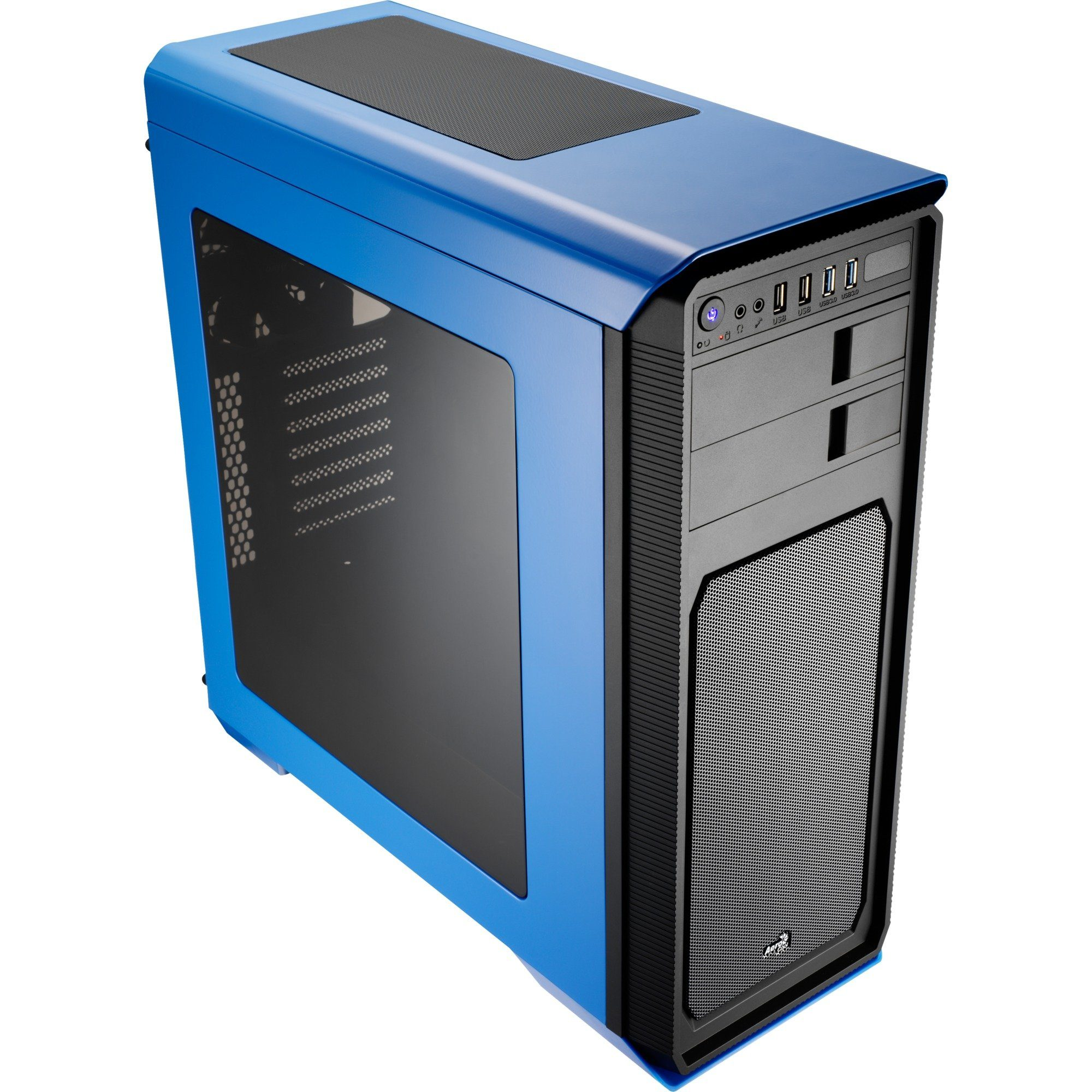 Aerocool Tower-Gehäuse »Aero-800 blue«