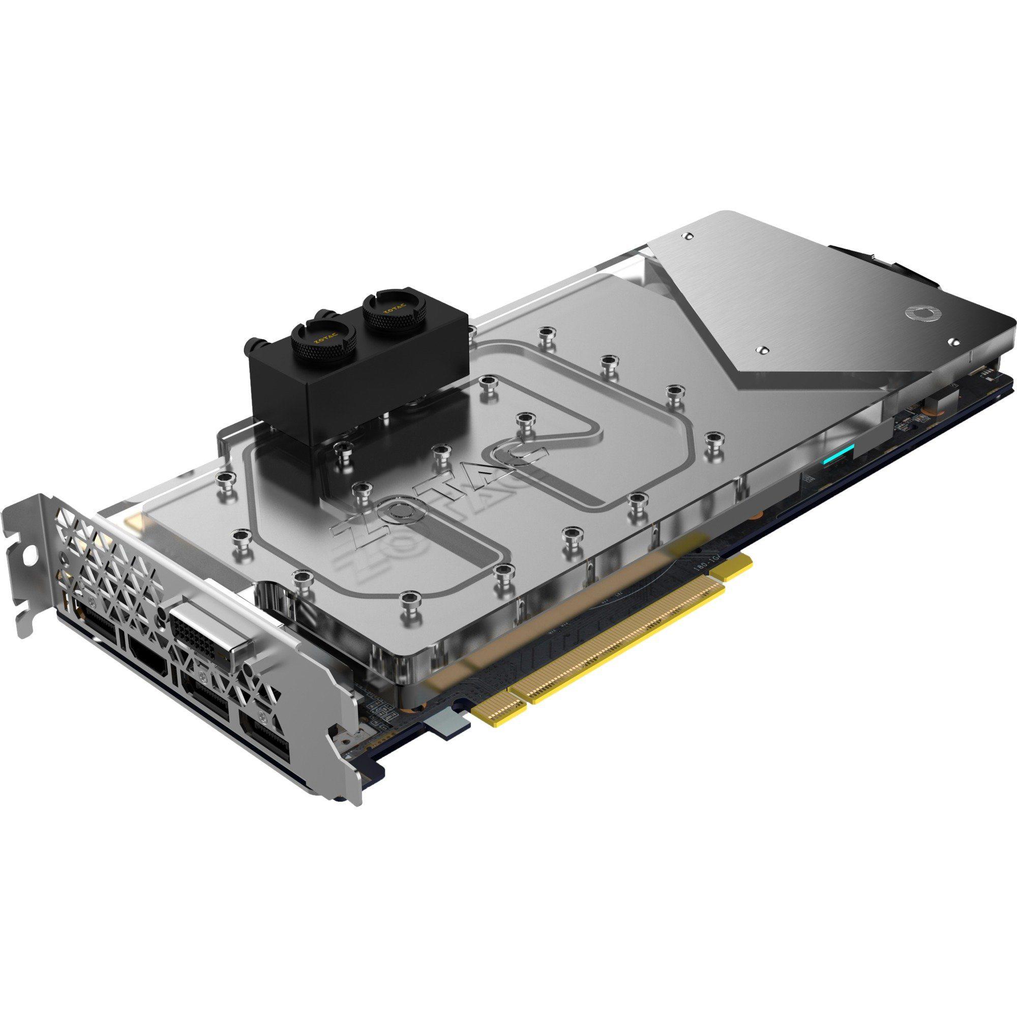 ZOTAC Grafikkarte »GeForce GTX 1080 ArcticStorm«