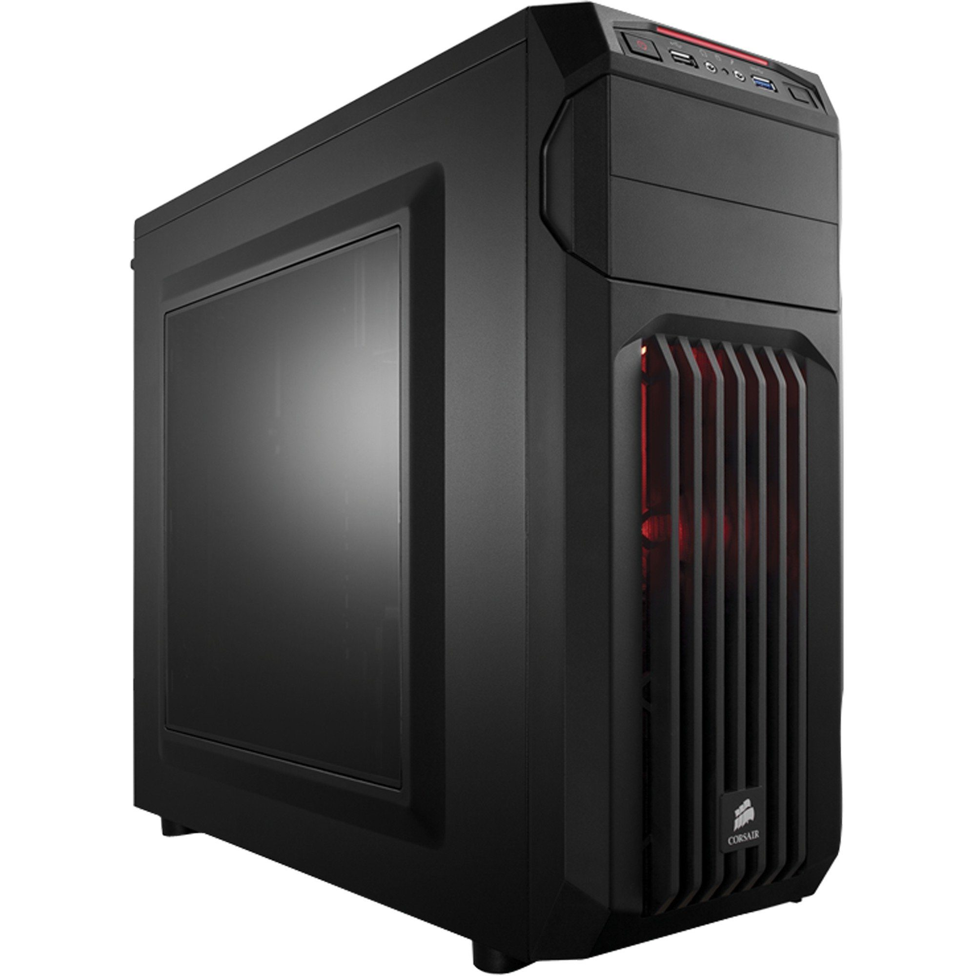 Corsair Tower-Gehäuse »SPEC-01 Red LED«