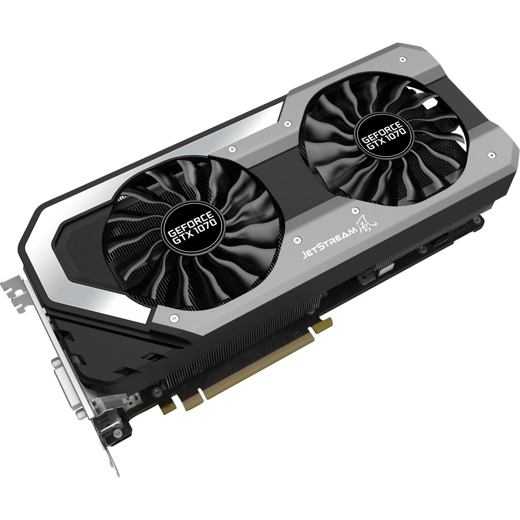 Palit Grafikkarte »GeForce GTX 1070 Jetstream«