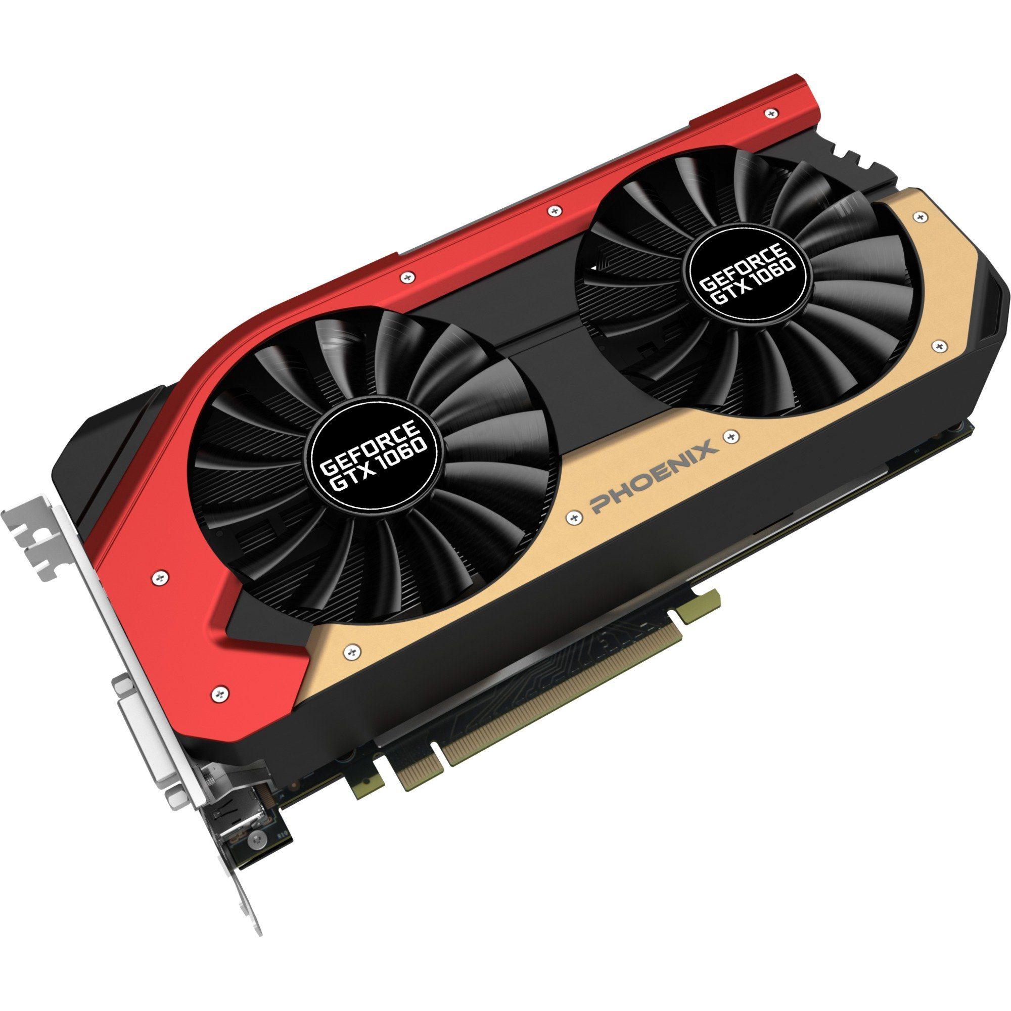 Gainward Grafikkarte »GeForce GTX 1060 Phoenix«