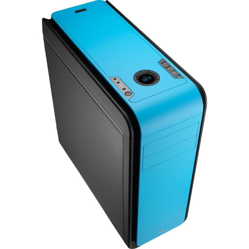 Aerocool Tower-Gehäuse »DS 200 Blue Edition«