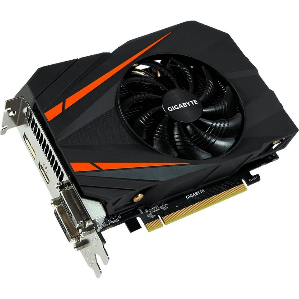 GIGABYTE Grafikkarte »GeForce GTX 1060 Mini ITX OC 6G«