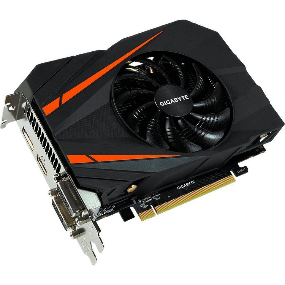 GIGABYTE Grafikkarte »GeForce GTX 1060 Mini ITX OC 6G«
