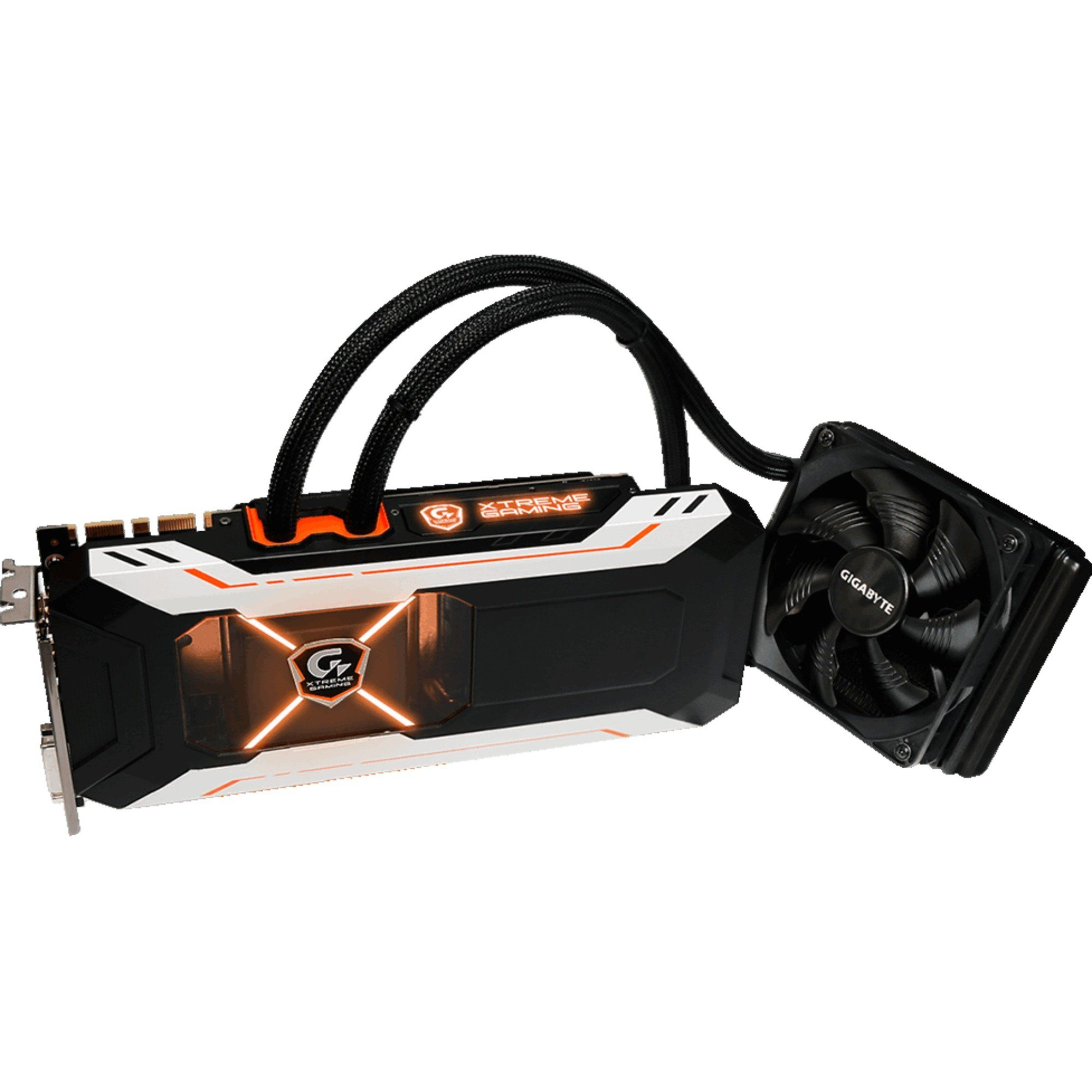 GIGABYTE Grafikkarte »GeForce GTX 1080 Xtreme Gaming Water Cooling«
