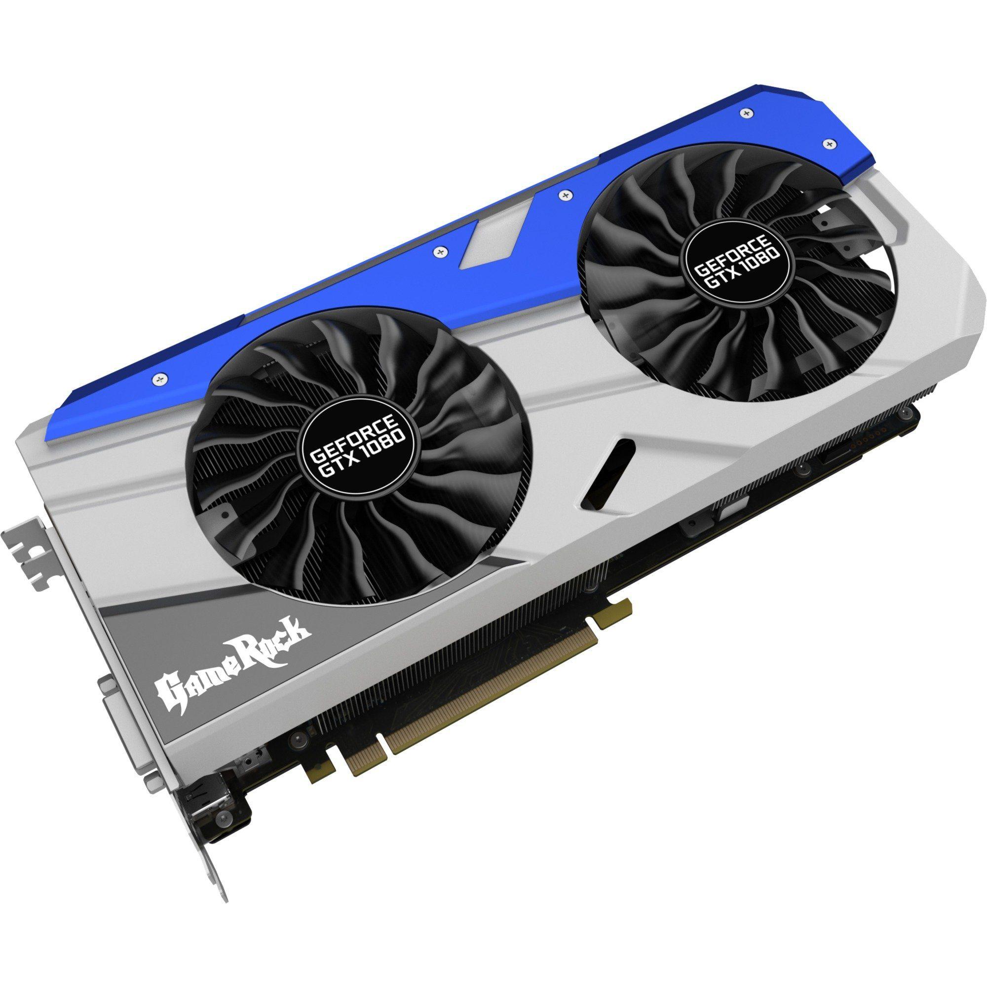 Palit Grafikkarte »GeForce GTX 1080 Gamerock«