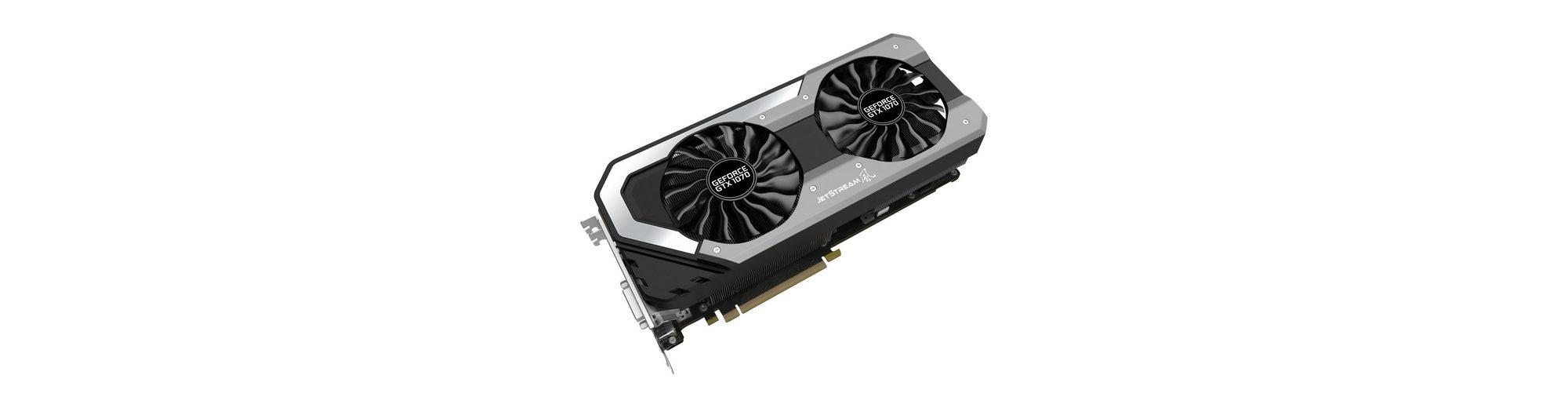 Palit Grafikkarte »GeForce GTX 1070 Super Jetstream«
